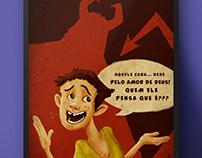 Falando no Diabo • Speak of the Devil