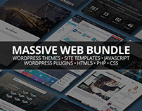 Massive Web Bundle with Extended License – Only $39