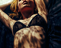 Test Lingerie with Klaudia