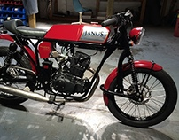 2015 Janus Phoenix 250