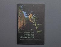 BOOK - Pęknięte struny pełni - Wojciech Kass