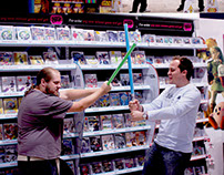 Musica Star Wars Lightsabers