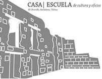 Biblioteca de la Casa Escuela de cultura y oficios