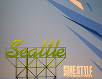 Valorem Seattle office mural