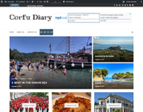 Corfu Diary