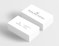 wine merchants | logo design