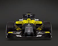 2016 Haas F1 Ferrari