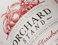 Orchard Stand Wine Label & Packaging