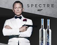 Belvedere Vodka / Spectre night at Shadows