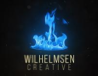 Wilhelmsen Creative Motion Logo
