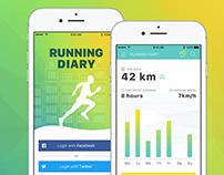 Running Diary