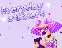 Everyday Stickers