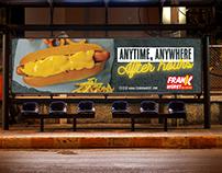 frankwurst campaign