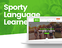 Sporty Language Learners
