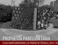 2015.10_UI Proyecto Técnica_Propuesta Pabellón FANA