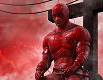 Daredevil. 3d