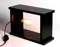 Luminária Volátil