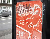 Free For All Skateshop
