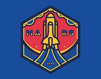 Mars 2030 - Cotton Bureau