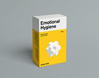 D&AD Monotype: Emotional Hygiene