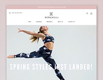 Born Nouli - Activewear Shop