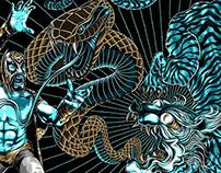 Pale Horse Lucha: 'Premonition Of The Striped Jaguar'
