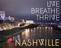 Live.Breathe.Thrive. | Nashville|