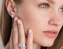 CRISLU Jewelry campaign