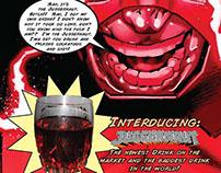 Marvel Super Drinks