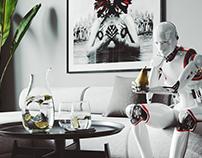 Curious Robot