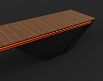 Hue bench / Philips