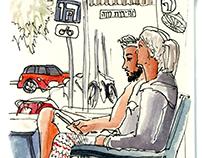 Sketchbook Israel I