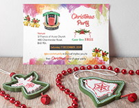 E Invitation Card