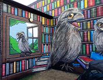 West Greenwood Primary School Mural