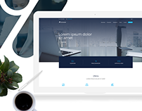 Micramet accounting - Rebranding and web design