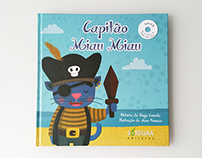 "Children's Book ""Capitão Miau Miau"""