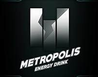 Metropolis Energy Drink