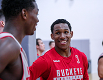 Ohio State Hoops Offseason Photography | Summer 2017