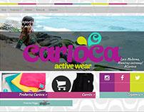 Carioca Active Wear (Shopping Cart)