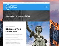Website Reclama Tus Derechos