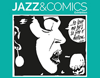 Jazz & Comics Exhibition