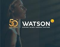 Watson 50 years anniversary