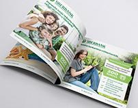 Sberbank // Brochure Design