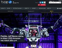 Tvzap redesign