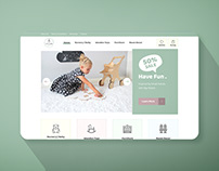 Little Crew Website Proposal