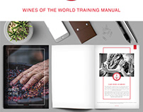 Cape Wine Academy Wines of the World Training Manual
