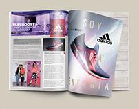 Adidas PureBoost X / Publinota.-