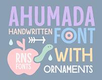 RNS Ahumada Font