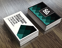 Business Cards Attorney