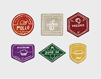 Stickers · DEM